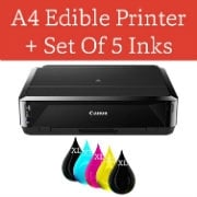 Edible Ink Printers & Ink