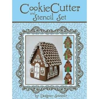 Christmas Designer Stencils Veiners Cutters