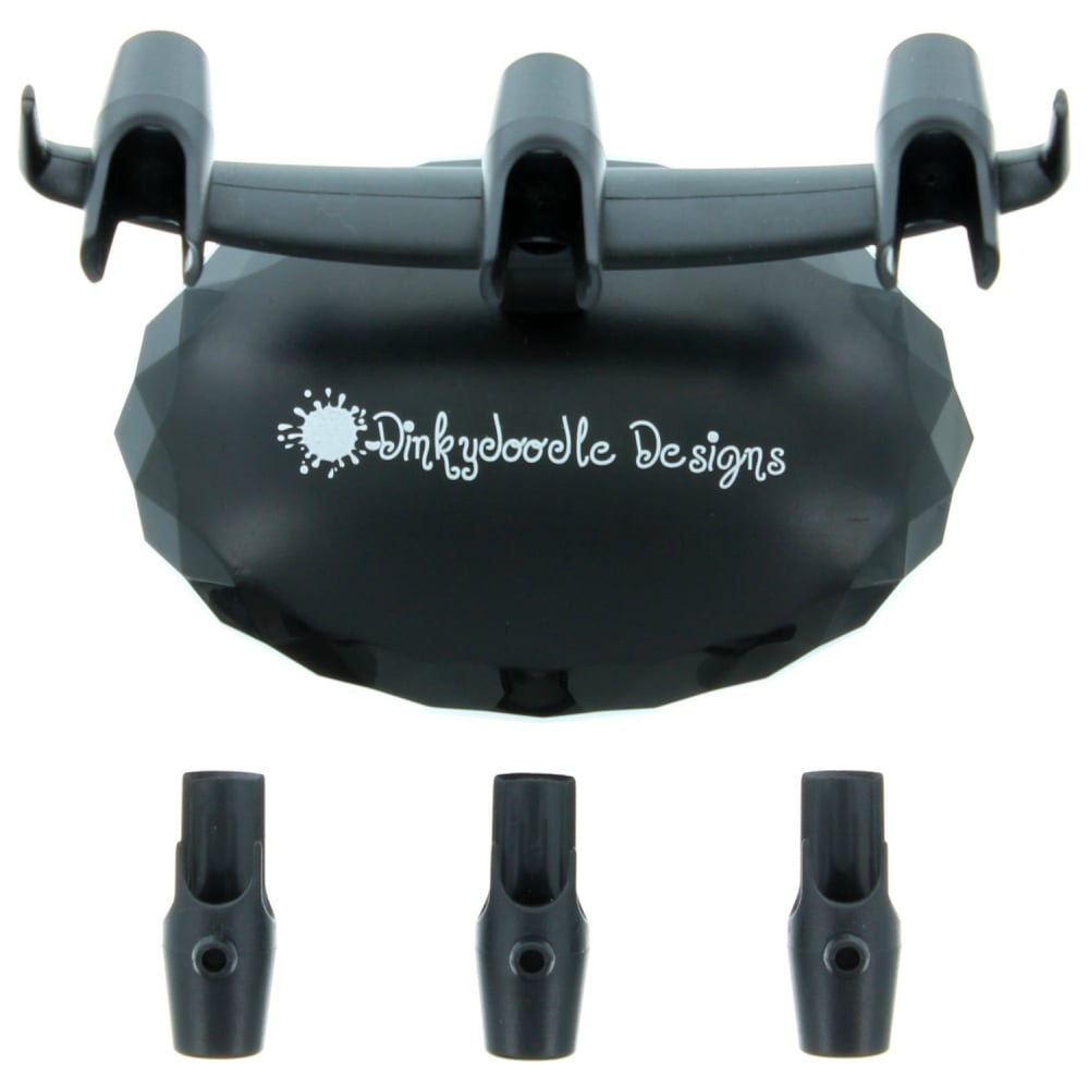 Dinkydoodle pink airbrush machine kit choose a plug tools airbrush pen holder designs solutioingenieria Choice Image