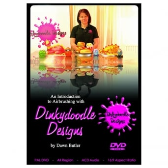 An Introduction to Airbrushing With Dawn Butler DVD