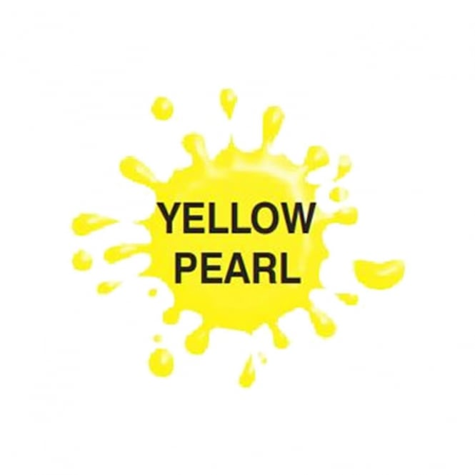 Dinkydoodle Yellow Pearl - Airbrush Paint For Chocolate And Sugarpaste 100g