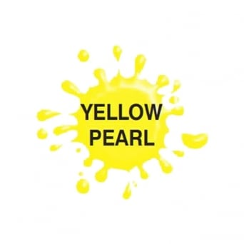 Yellow Pearl - Airbrush Paint For Chocolate And Sugarpaste 100g