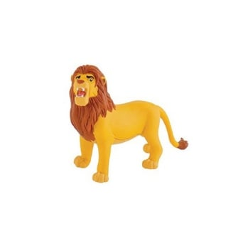 Adult Simba - Lion King Cake Figure