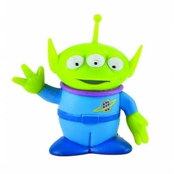 Alien - Toy Story Cake Figure