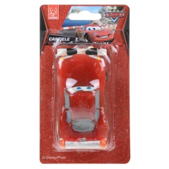 Disney Cars Candle- Lightning McQueen
