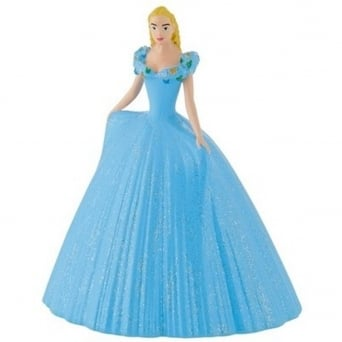 Cinderella In Ball Gown - Cinderella Live Action Cake Figure