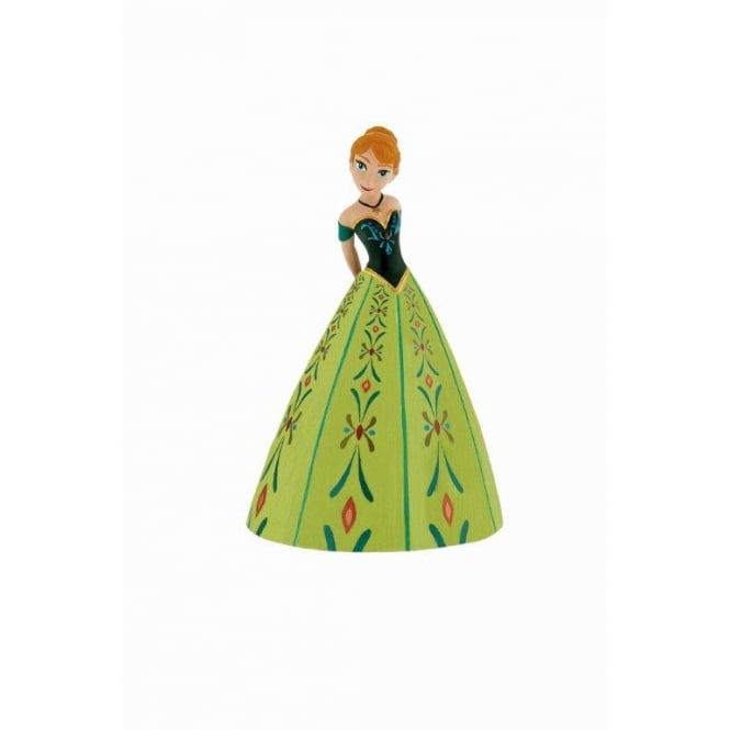 Disney Coronation Anna - Frozen Fever Cake Figure