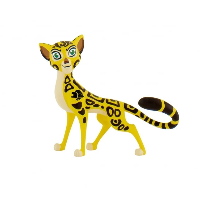 Disney Fuli - Lion Guard Cake Figure