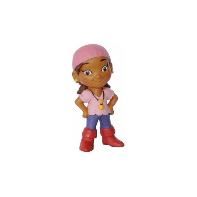 Disney Izzy - Jake And The Neverland Pirates Cake Figure