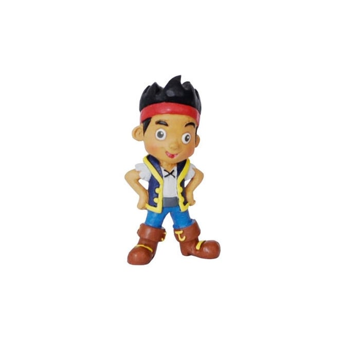 Disney Jake - Jake And The Neverland Pirates Cake Figure