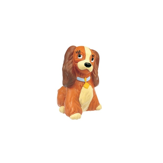 Disney Lady - Lady And The Tramp Cake Figure