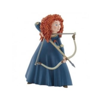 Merida With Bow - Brave Cake Figure