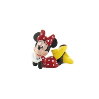 Mini Minnie Mouse Lying