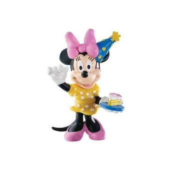 Minnie Mouse Celebration Cake Figure