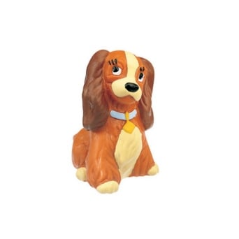 Lady - Lady And The Tramp Disney Cake Figure