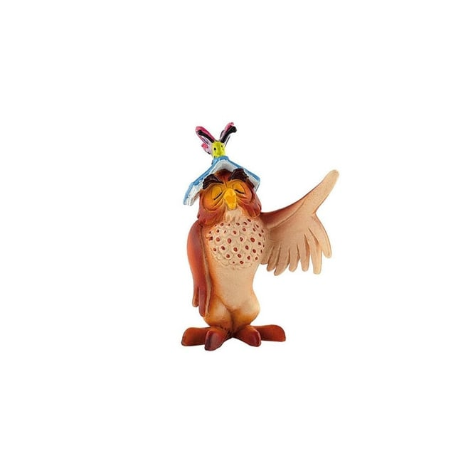 Disney Owl With Book - Winnie The Pooh Cake Figure
