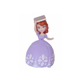 Princess Sofia The First With Book - Junior Cake Figure