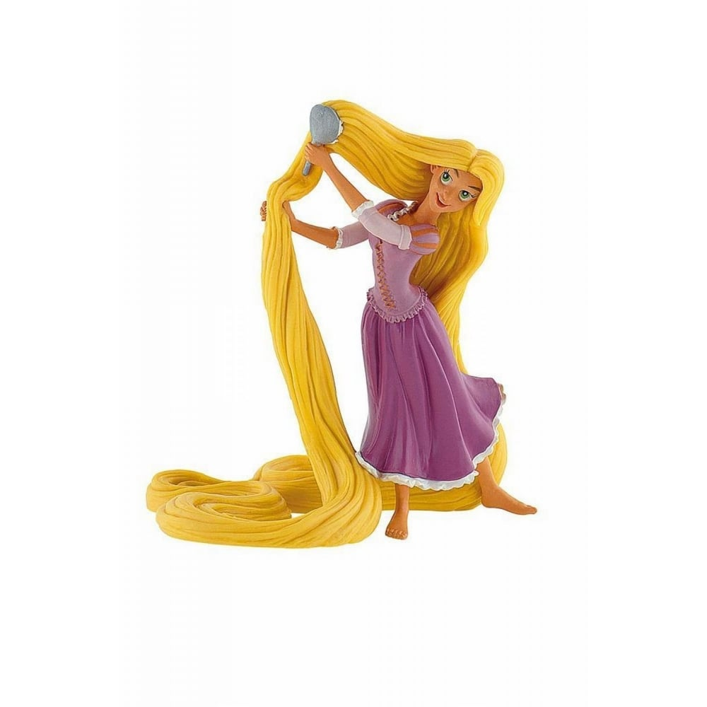 Disney Rapunzel With Comb - Tangled Cake Figure - Cake ...