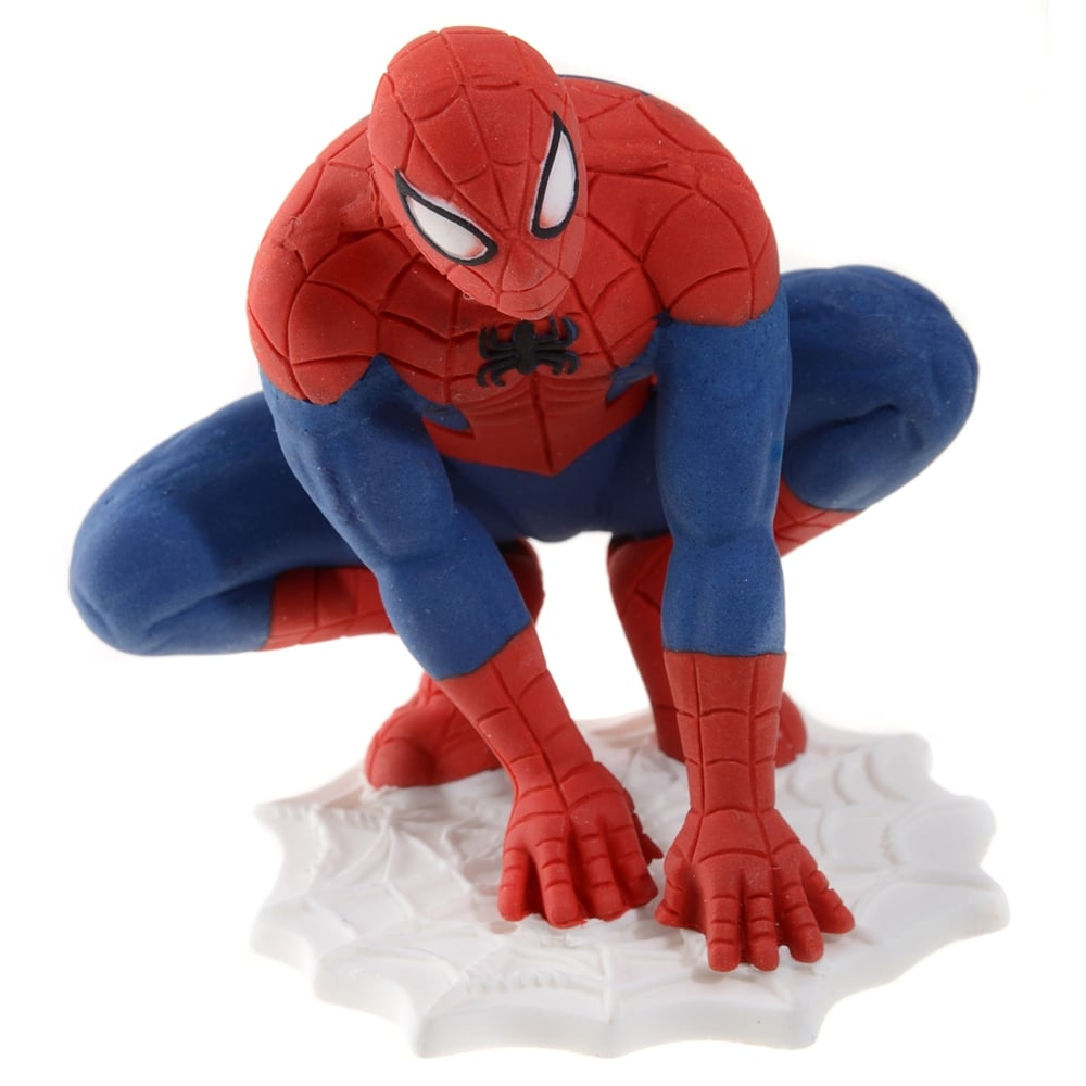 Spiderman Cake Decorating Supplies Uk