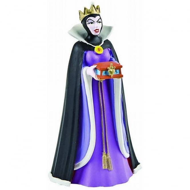 Disney The Evil Queen - Snow White And The Seven Dwarves Cake Figure