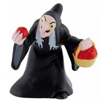 The Wicked Witch - Snow White And The Seven Dwarves Cake Figure