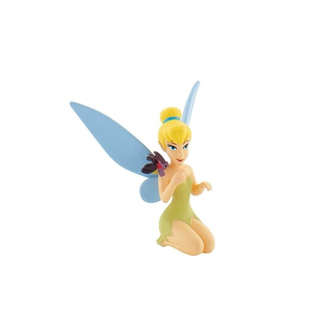 Disney Tinkerbell With Blaze - Peter Pan Cake Figure