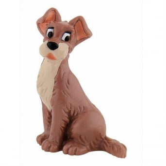 Tramp - Lady And The Tramp Cake Figure