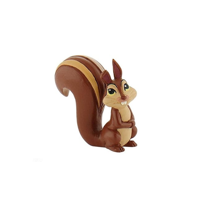 Disney Whatnaught The Squirrel - Sofia The First Junior Cake Figure