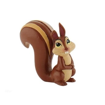 Whatnaught The Squirrel - Sofia The First Junior Cake Figure