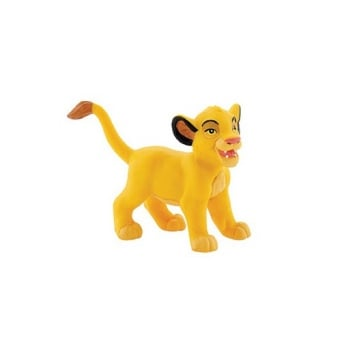 Young Simba - Lion King Cake Figure