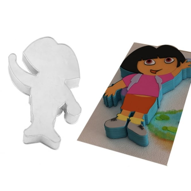 Dora The Explorer Baking Tin