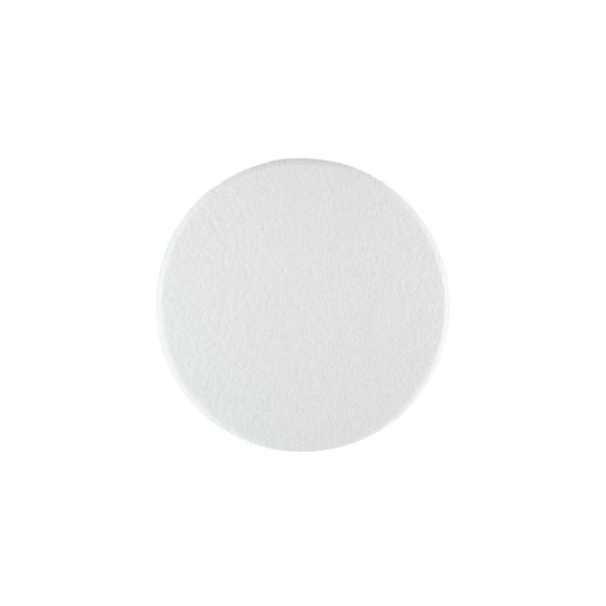 The Cake Decorating Co. 10 Inch Round 5 Inch Deep Chamfered Edge Cake Dummy
