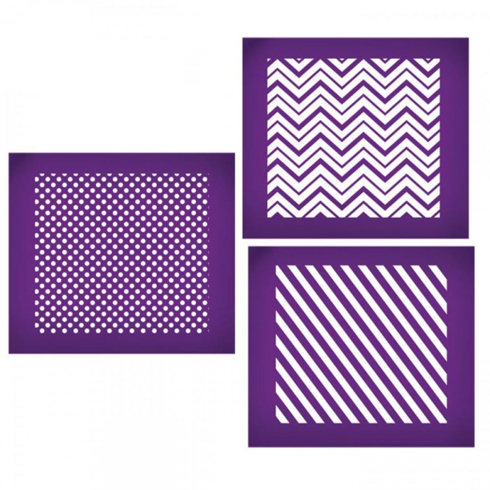 Evil cake genius essential geometric patterns mesh stencil sciox Images