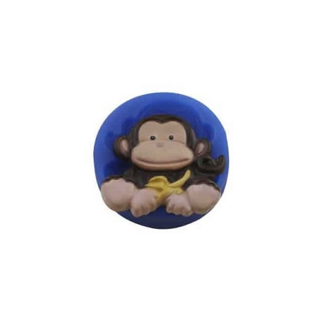 First Impression Moulds Baby Monkey - Silicone Mould