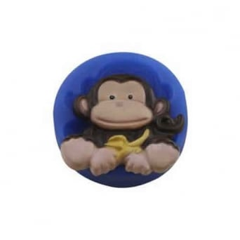 Baby Monkey - Silicone Mould