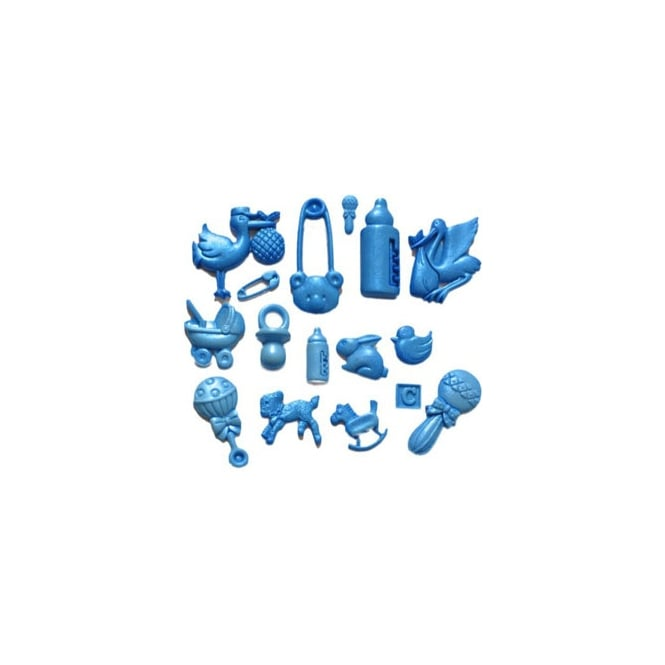 First Impression Moulds Baby Set 1 - Silicone Mould