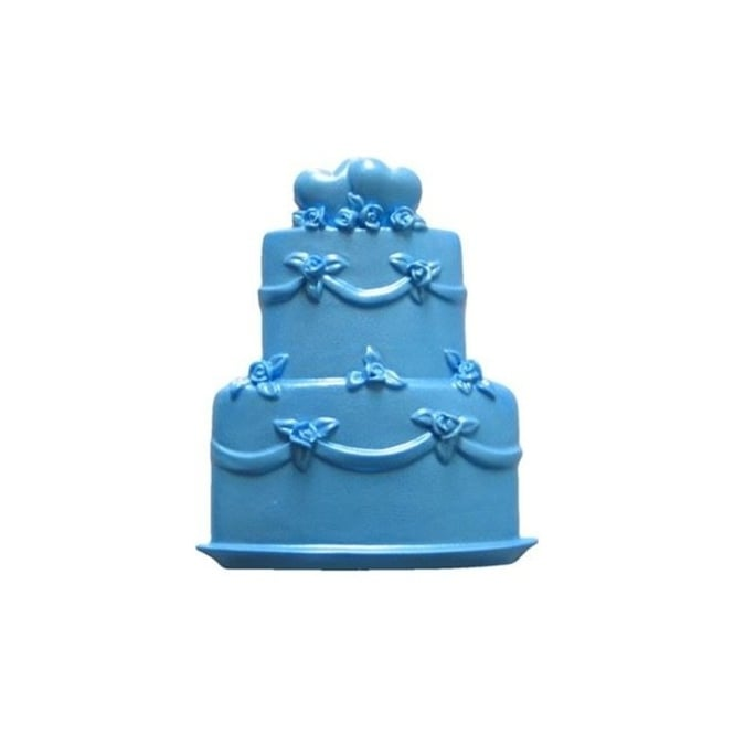 First Impression Moulds Rose Wedding Cake - Silicone Mould