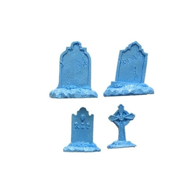 First Impression Moulds Tombstones - Silicone