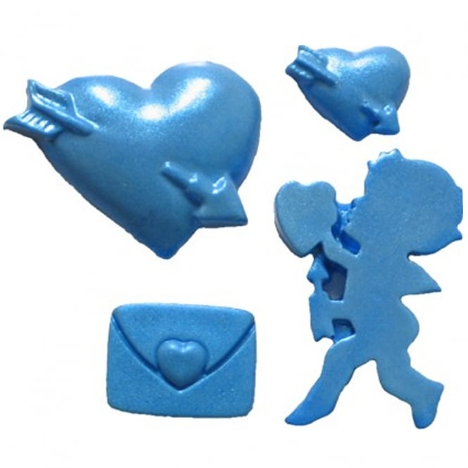 First Impression Moulds Valentine Set - Silicone Mould