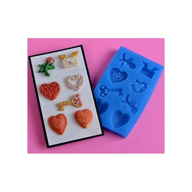 First Impression Moulds Valentine's Set - Silicone Mould
