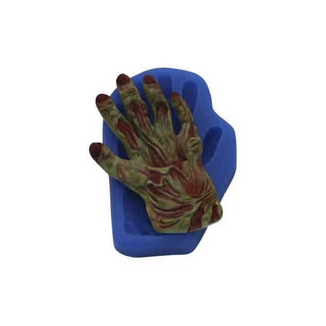 First Impression Moulds Zombie Hand - Silicone Mould