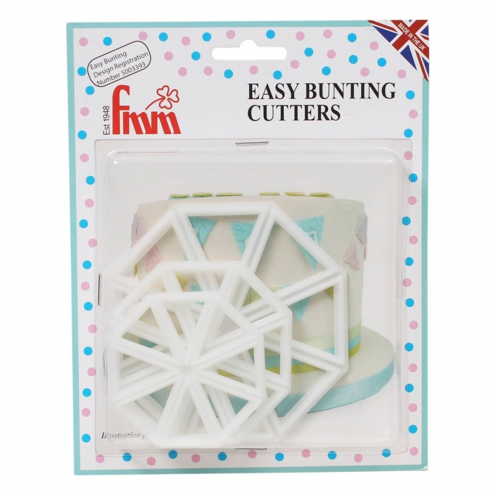 FMM Easy Bunting Cutter Set - Tools & Equipment from The ...