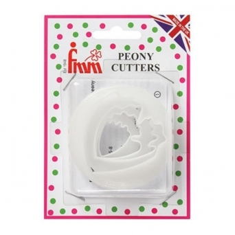 Peony Cutter Set Of 4