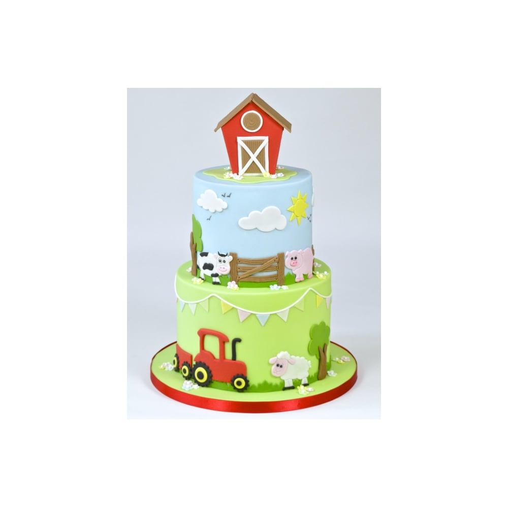 FMM Tractor Cutter Set - Tools & Equipment from The Cake ...