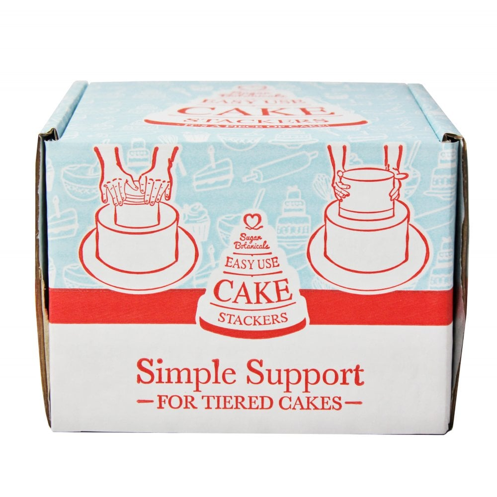 Food Grade Cake Stacker - Sugar Botanicals - Tools ...