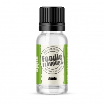 Apple - Natural Food Flavouring 15ml