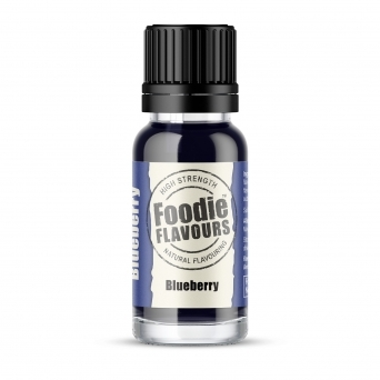 Blueberry - Natural Food Flavouring 15ml
