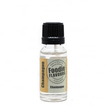 Champagne - Food Flavouring 15ml