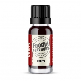 Cherry - Natural Food Flavouring 15ml