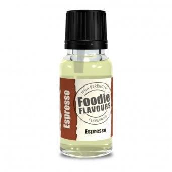 Espresso - Food Flavouring 15ml